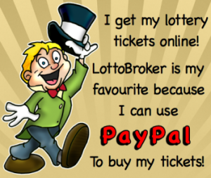 get online lottery tickets