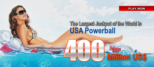US Powerball jackpots