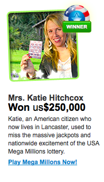 WinTrillions Review Katie Hitchcox Wintrillions winner