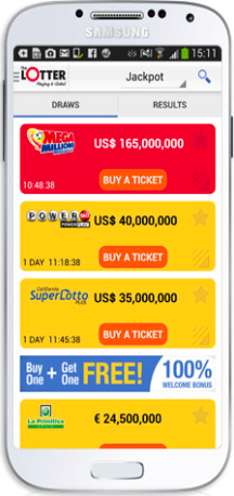 Lottery Apps For The Lottery Lover | Get Online Lottery